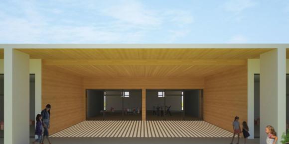 nuova scuola primaria a Civilerghe di Mazzano