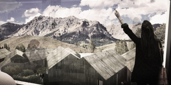 Plan Revel: abitare la montagna