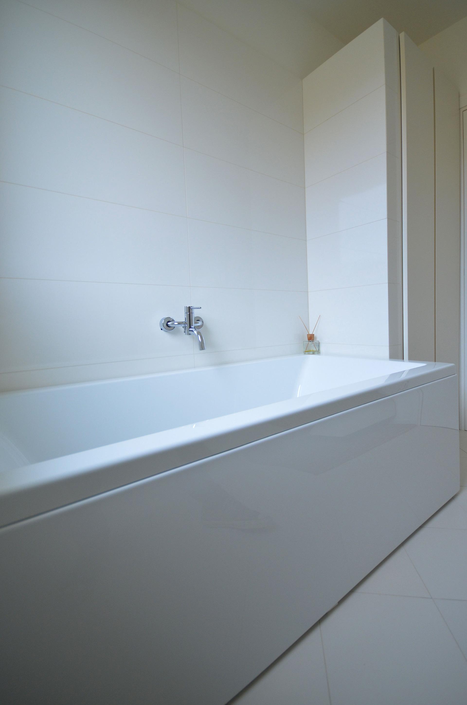 casa LC MGM. il bagno principale - la vasca.