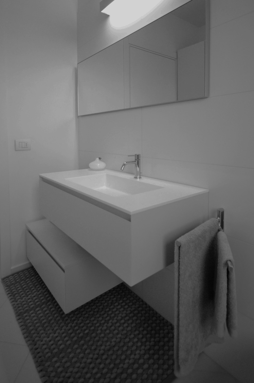 casa LC MGM. il bagno principale.