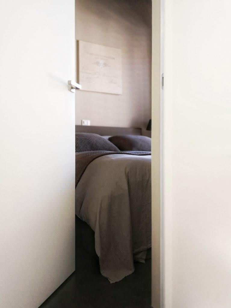 casa HR. accesso alla camera ospiti
