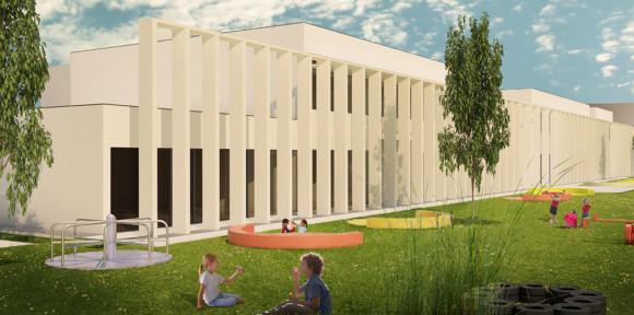 nuova scuola primaria a Cesenatico